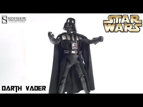 Video Review of the Sideshow Collectibles: Darth Vader