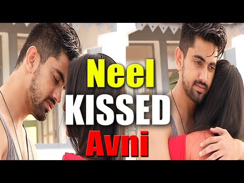 Naamkarann - Neel KISSED Avni | Romantic Scene In Naamkaran |