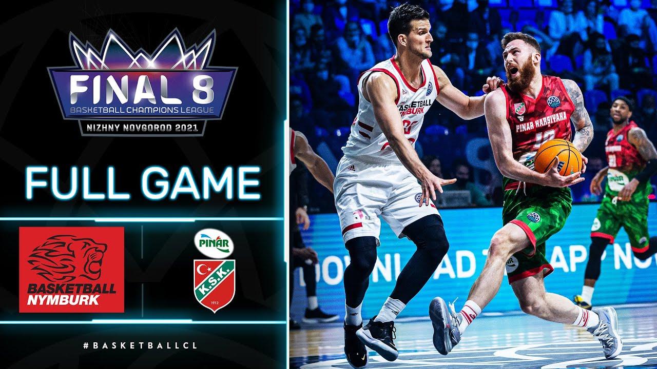 ERA Nymburk v Pinar Karsiyaka - Full Game | Basketball Champions League 2020/21