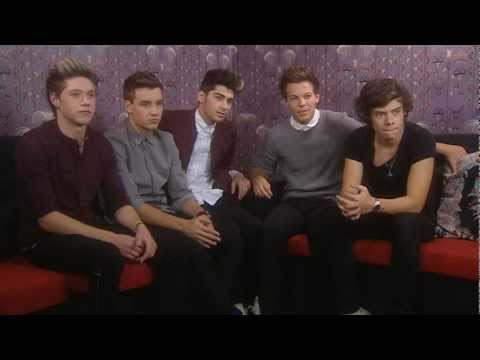 One Direction interview: New single, kebabs and boats
