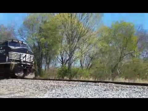 Norfolk southern in Charleston Tennessee