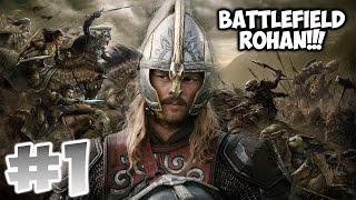 BFME2: Edain Mod - Battlefield Rohan!! {Episode 1}