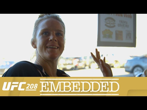 UFC 208 Embedded: Vlog Series - Episode 2