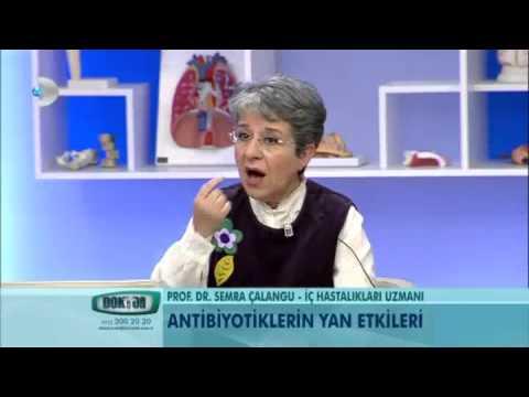 Antibiyotiklerin yan etkileri nelerdir?