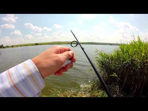 Совет при покупке удилища (проверка колец).Рыбалка.Fishing