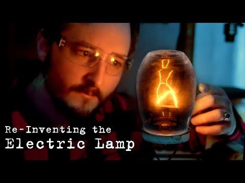 How To Make A Carbon Filament Lightbulb