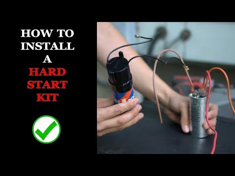 How to Install a Hard Start Kit in Your Air Conditioner