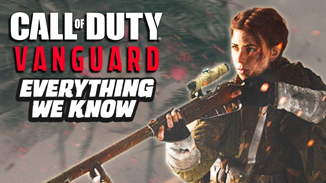 Call of Duty: Vanguard brings the series back to WWII in November