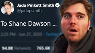 Will Smith's Family Ends Shane Dawson's Whole Career On Twitter