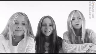 ❤️ Compilation Iza and Elle with their friends ❤️