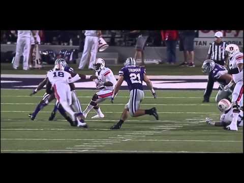 2014 K-State vs Auburn Football