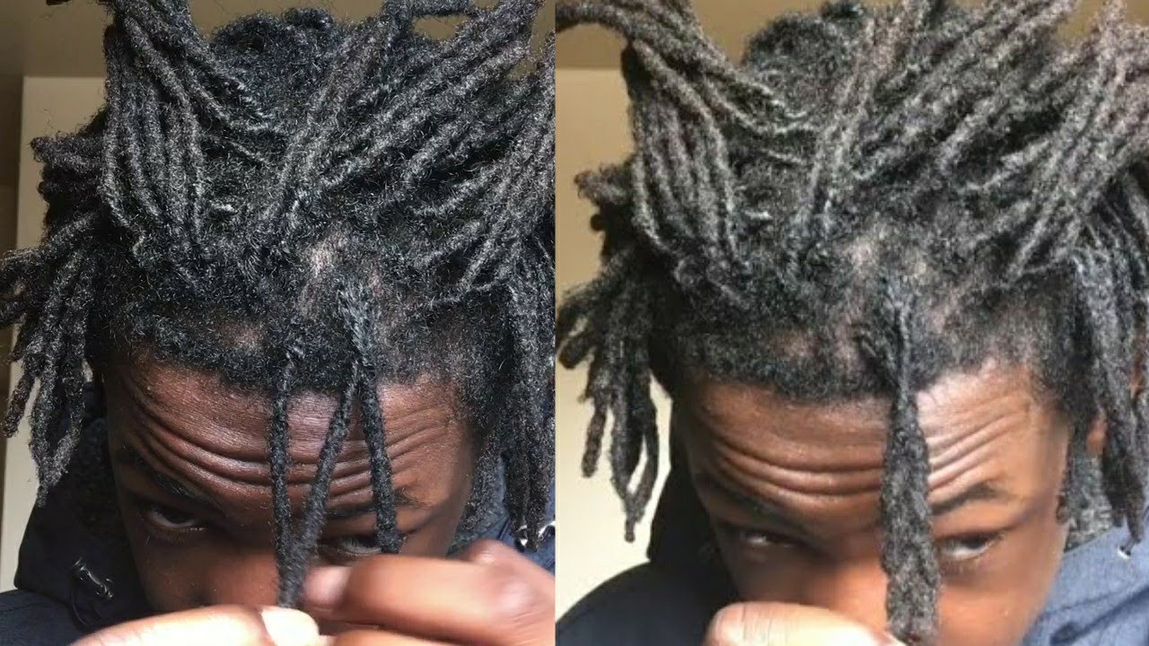 how to braid hair (dreadlocks)