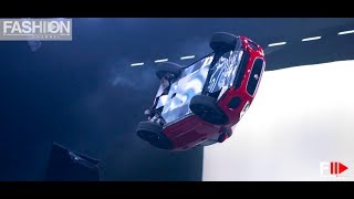 JAGUAR E-PACE GUINNESS WORLD RECORDS™ Barrel Roll - Fashion Channel