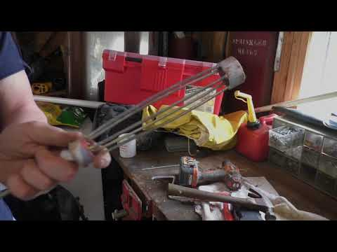 How To Make A Drill Powered Paint Roller Spinner