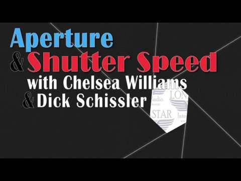 March 8th, 2016 - Aperture and Shutter Speed with Chelsea Williams - Doug Sweet