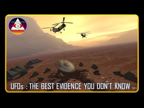 Best UFO Evidence : Top Three UFO Cases You've NEVER Heard Of