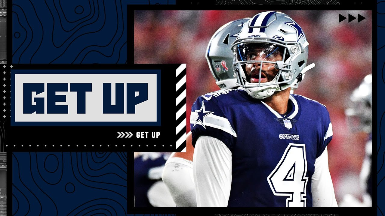 Download NFC East outlook for Week 2 | Get Up