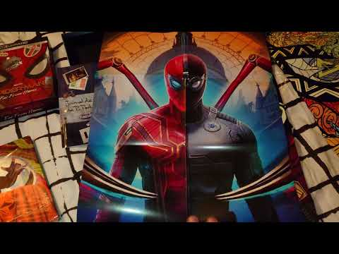 Unboxing Spiderman Far From Home Edition Collector Fnac