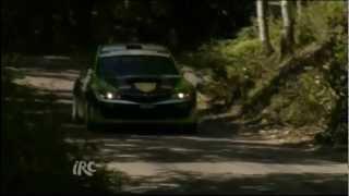 2012 Intercontinental Rally Challenge Round 10 Prime Yalta Rally