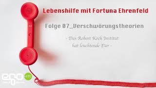 Lebenshilfe mit Fortuna Ehrenfeld Folge_07 Verschwörungstheorien