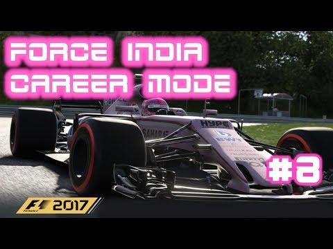 F1 2017 Career Mode #8 - 'I Hate Baku'