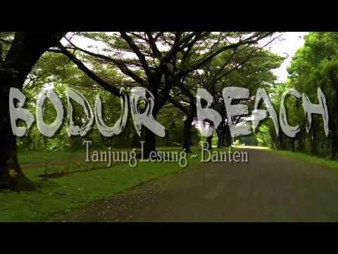 Bodur Beach - Tanjung Lesung #VLOG02