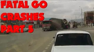 brutal car crash fatal car crashes horrific car accidents videos    part 5