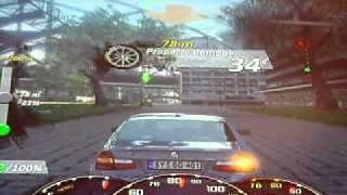 Autobahn polizei xbox 360 demonstração (parte 2)