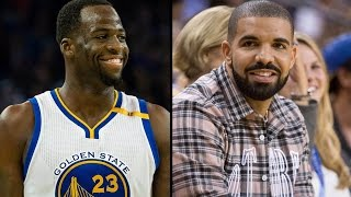Draymond Green and Drake ROAST Each Other in Hilarious Instagram War