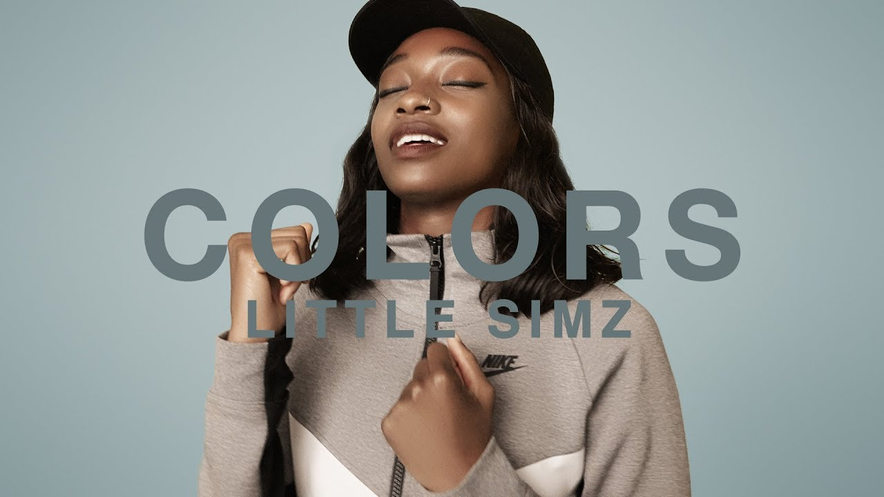 Little simz backseat a colors show chords chordify for Haute shut me down