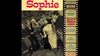 Sophie Hecquet - Ton au revoir est un adieu (1964)