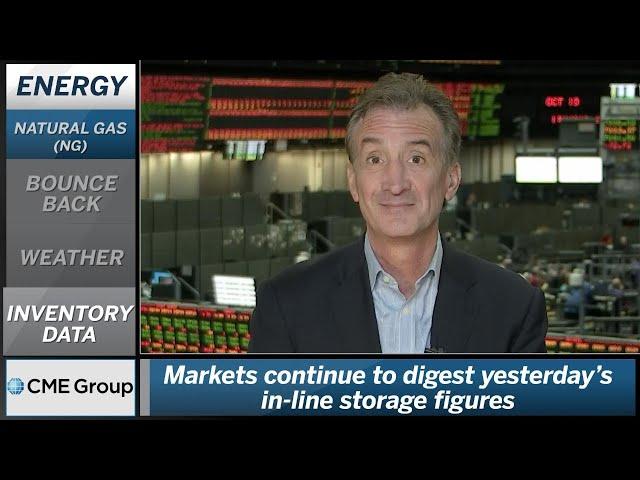 October 19 Energy Commentary: Larry Shover