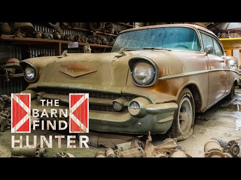 Turner's Auto Wrecking  Barn Find Hunter  Ep. 3
