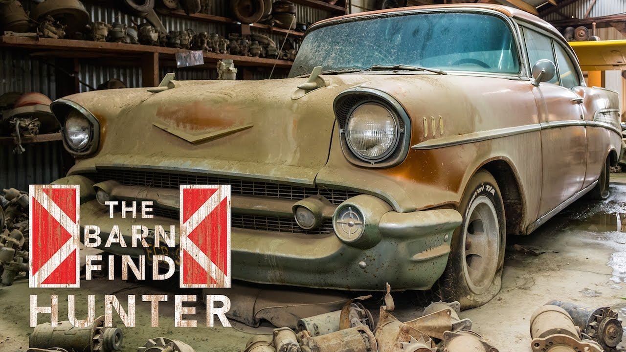 Turner\'s Auto Wrecking | Barn Find Hunter - Ep. 3 - YouTube