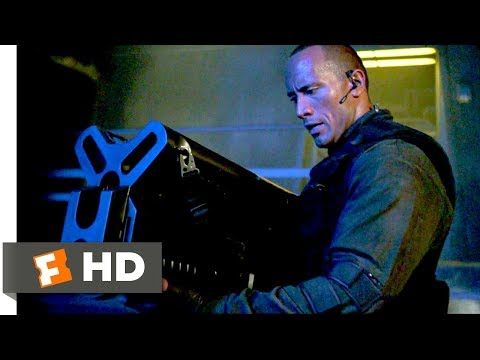 Doom (2005) - The BFG Scene (5/10) | Movieclips