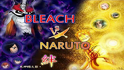 Bleach vs Naruto 3.0 is here!!! New Characters