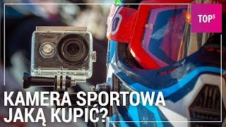 Jaką kamerę sportową kupić? TOP 5