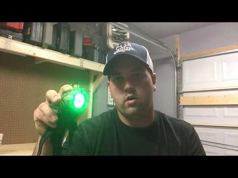 Jarvis Outdoors Streamlight Trident Headlamp Review