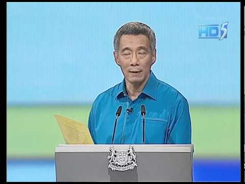 Singapore National Day Rally 2011 Pt4/4 - 14Aug2011