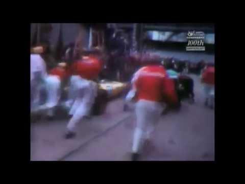 1967 Vollstedt Indy Car -- Jim Clark's Last Indy Car