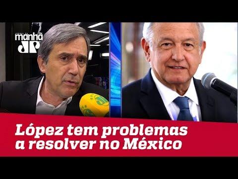 Novo Presidente Tem Problemas A Resolver No México   Marco Antonio Villa
