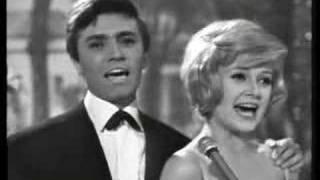 Gitte Haenning & Rex Gildo - Jetzt dreht die Welt sich nur um dich 1964