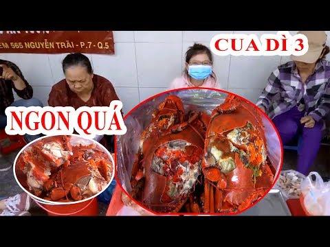 Chuyện 2 Con Cua Khổng Lồ Nhất Mâm Cua Dì 3 Và Chị Việt Kiều Bí ẩn Liên Tục Mua Cua ế