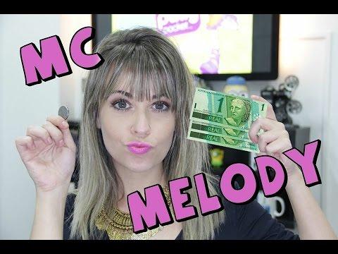 Mc Melody (falsete Dos Infernos) - MARCELA TAVARES