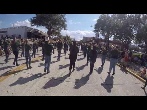 DeLand Band Homecoming Parade 2016