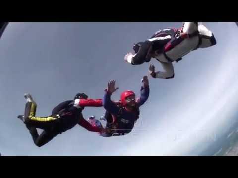 stage pac brienne aube parachutisme centre saut parachute proche paris