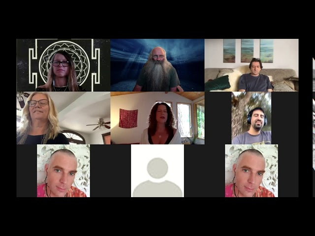 David Ellams (Founder of Our World) Presents to AWAKEN DREAM SYNERGY