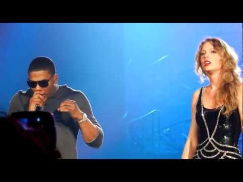 Taylor Swift with Nelly  Just A Dream  11511 Front Row