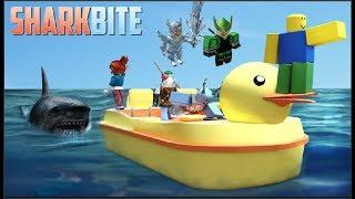 RUNNNNNNNN!-Spielen mit Masma061(Roblox SharkBite)