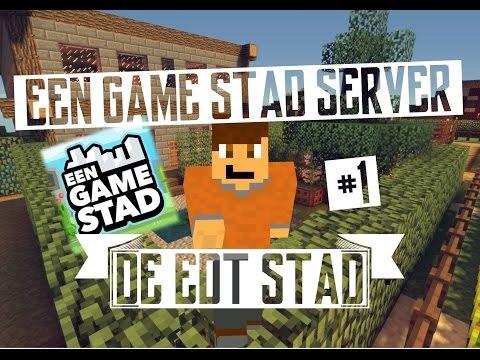 De EDT Stad?! | EGS Server #1 | EDT